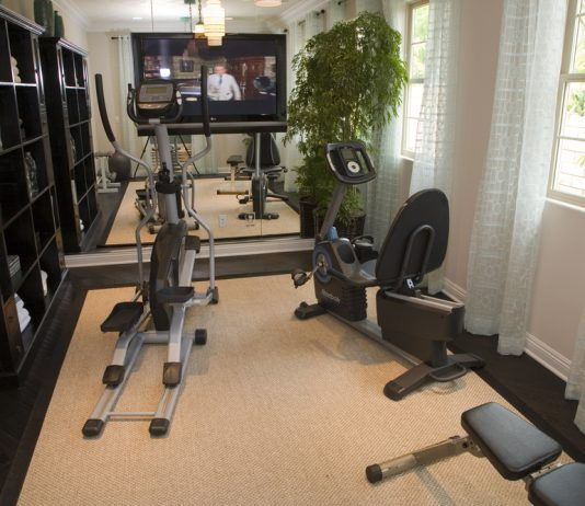 fitness equipment main