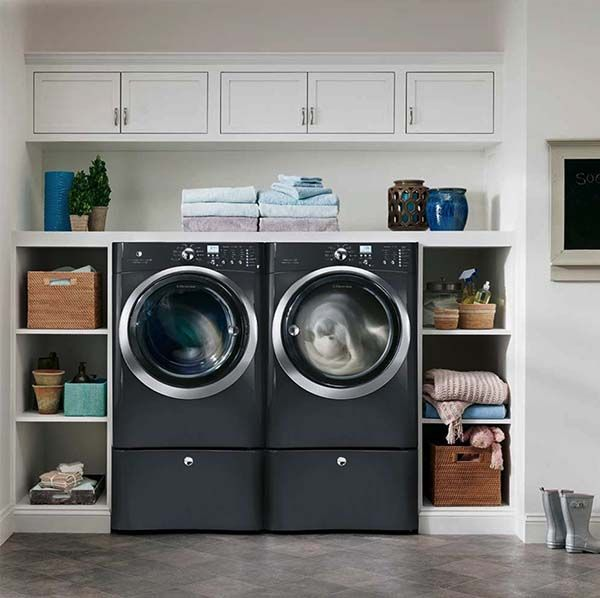 measure your laundry room