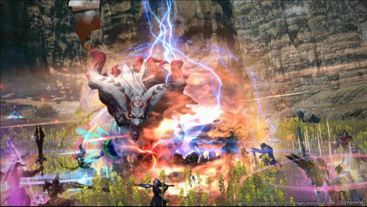 Final Fantasy XIV: Stormblood review   Best Buy Blog