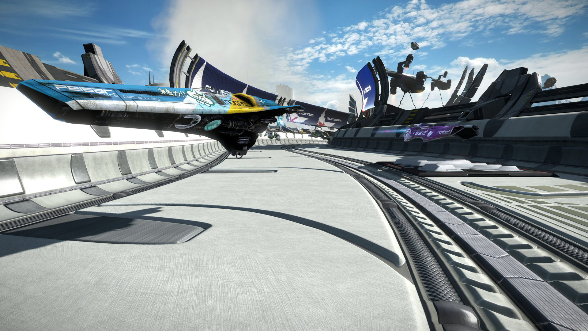 Wipeout Omega Collection HD
