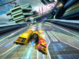 Wipeout Omega Collection header