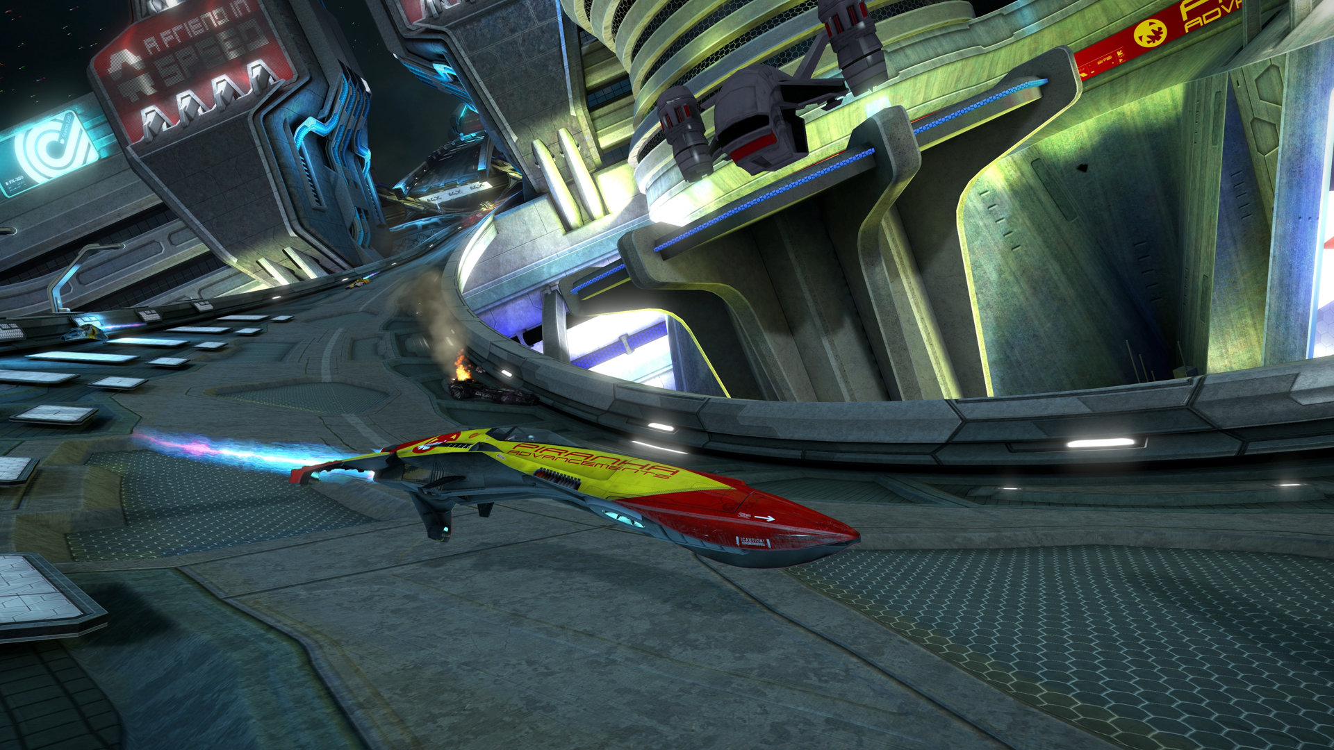 Wipeout Omega Collection 2048