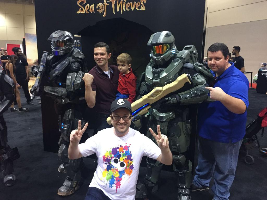 Fan Expo Xbox