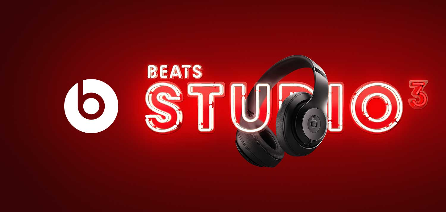 2d5b66e15cd Beats by Dr. Dre Studio3 Over-Ear Noise Cancelling Bluetooth ...