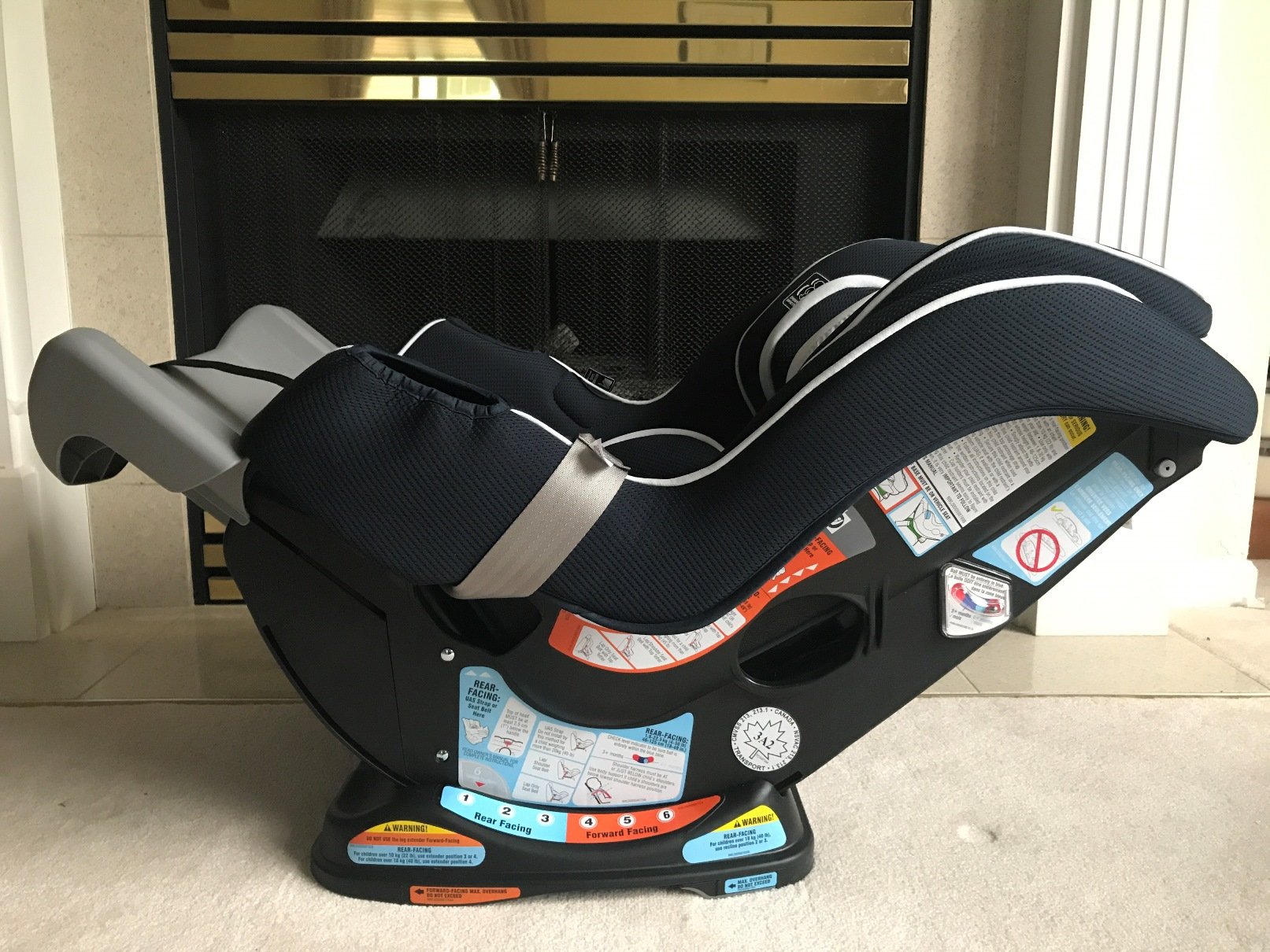 Graco Extend2fit Car Seat Review Best Buy Blog