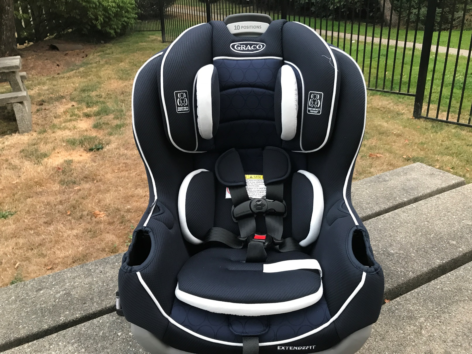 Graco Extend2Fit Car seat Review | Best Buy Blog