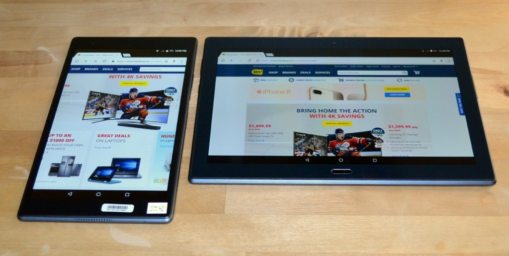 Hands-on review of new Lenovo Tab 4 8 Plus and Tab 4 10 Plus