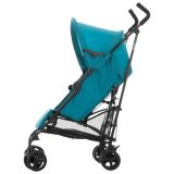 guzzie and guss serien lightweight stroller aqua blue
