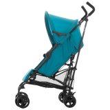 guzzie and guss serien lightweight stroller aqua blue