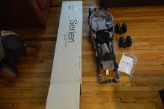 guzzie and guss serien lightweight stroller with box
