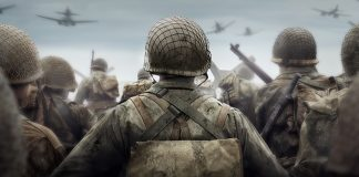 Call of Duty WWII artwork