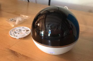 EZVIZ Mini 360 Plus Wi-Fi Camera review