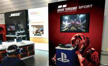 PlayStation VR demo