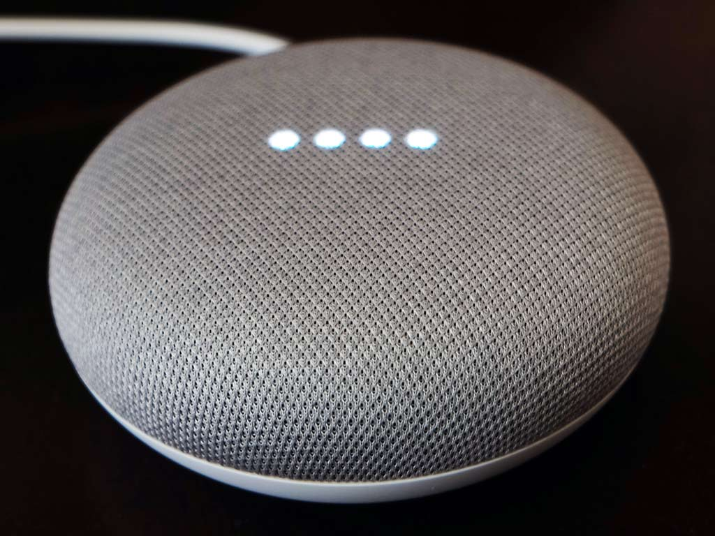 Google home mini review best buy blog for Google home mini