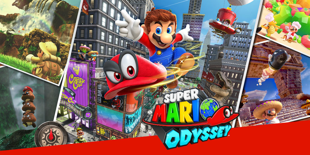 Kleurplaten Super Mario 3d Land.Super Mario Odyssey Review Best Buy Blog