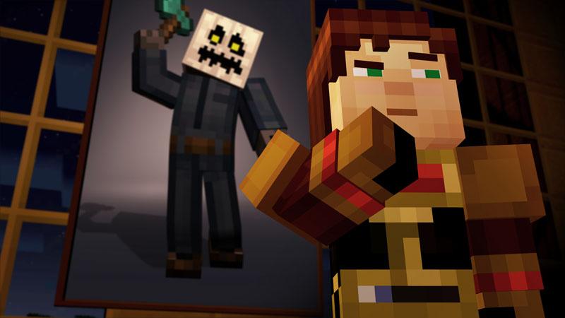 Minecraft Story Mode enemies combat