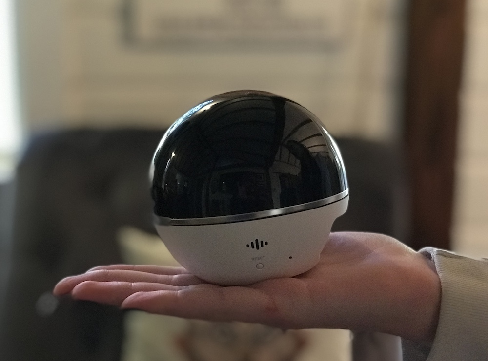 Mini 360 Wi-Fi camera review