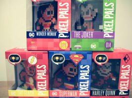 Pixel Pals DC Comics