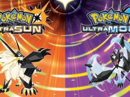 Pokemon Ultra Sun Moon logo