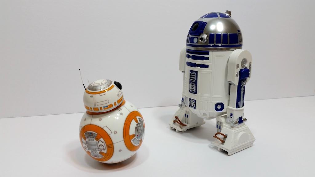 Sphero Star Wars R2-D2 App-Enabled Droid Review | Best Buy Blog