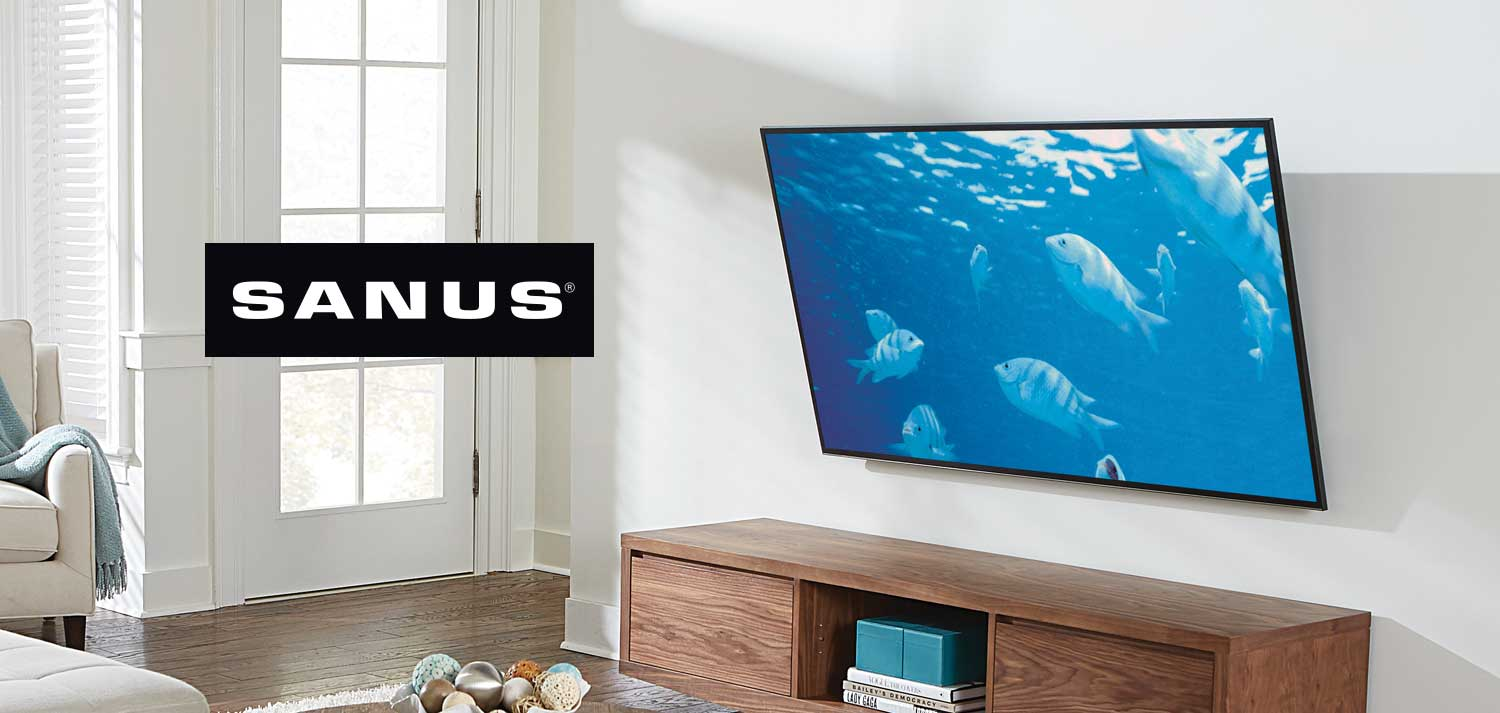Sanus Tv Mounts Overview Best Buy Blog