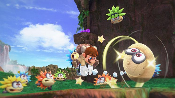 Mario Peach Kleurplaten.Super Mario Odyssey Review Best Buy Blog