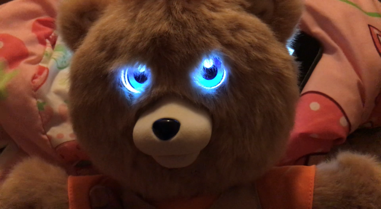 Teddy Ruxpin Eyes