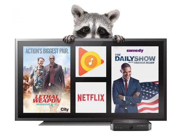 Telus Pik TV Service