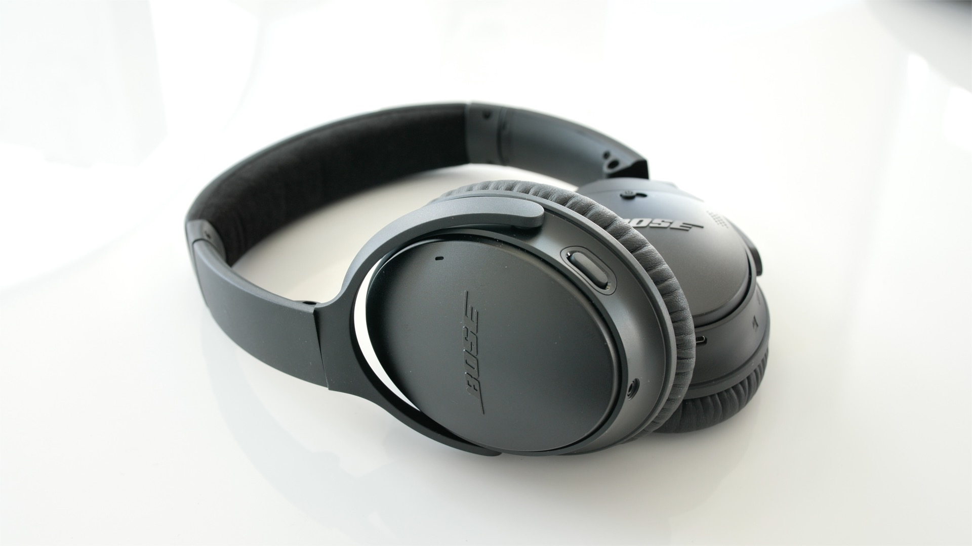 Bose Quietcomfort 35 Ii Review Best Buy Blog Qc25 Headphone For Samsung Devices Black