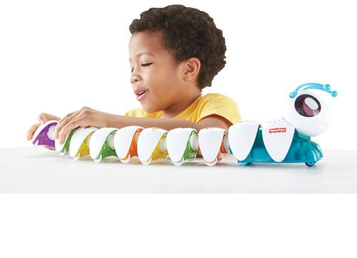 cool gifts fisher price code a pillar with child