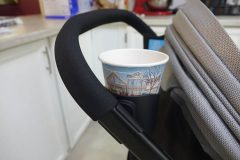 graco travel views cup holder