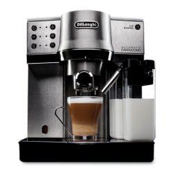 De'Longhi Dedica Cappuccino Pump Espresso Machine