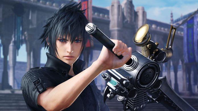 Dissidia Final Fantasy XIV Noctis