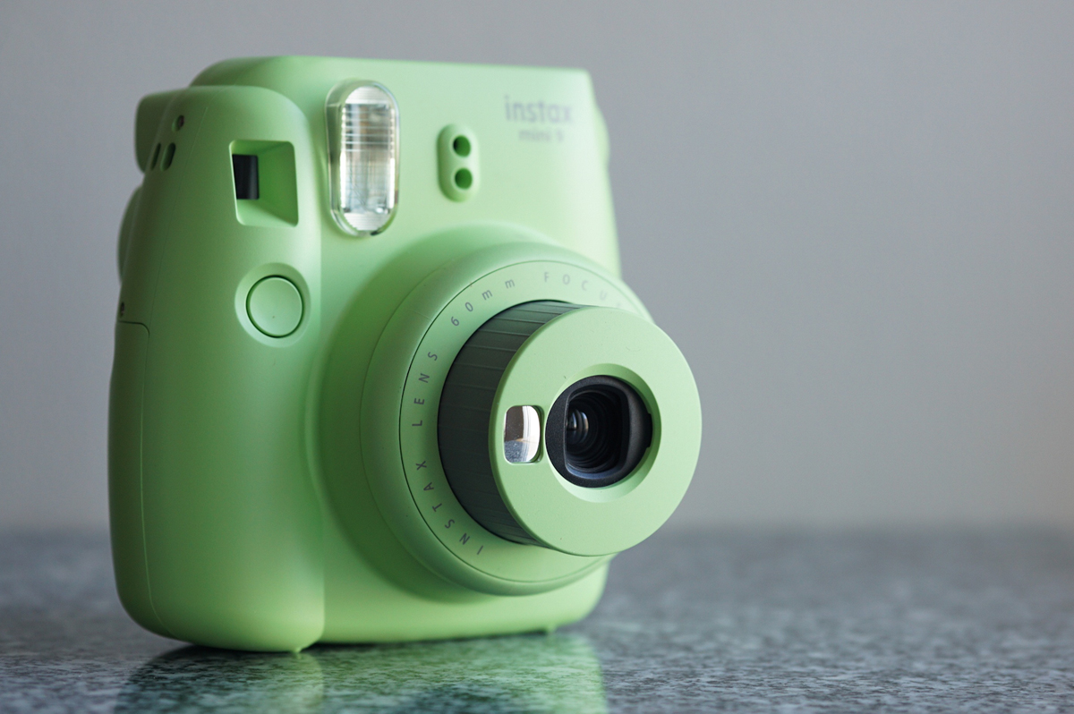Fujifilm instax mini 9 review best buy blog for Housse instax mini 9