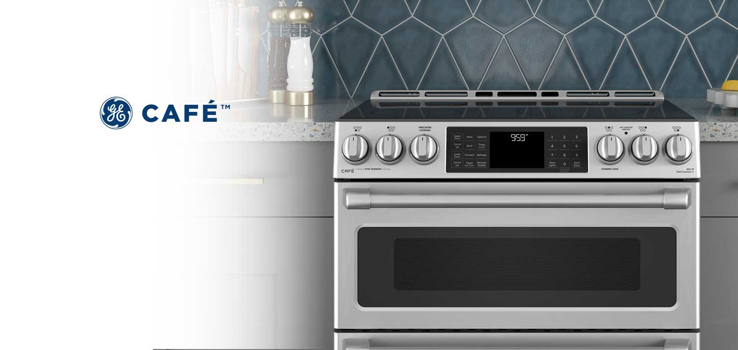 Ge Caf 233 Double Oven Induction Range Overview Best Buy Blog