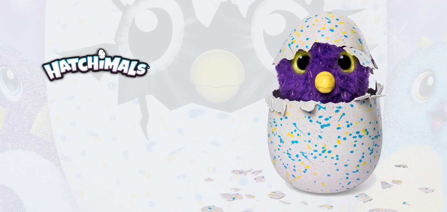 Hatchimals Glitter Penguala And Draggle Overview Best Buy Blog