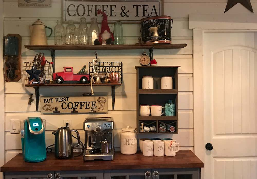 How To Set Up A Holiday Coffee Bar Best Buy Blog