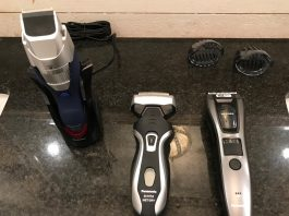 Panasonic shaver and trimmer review