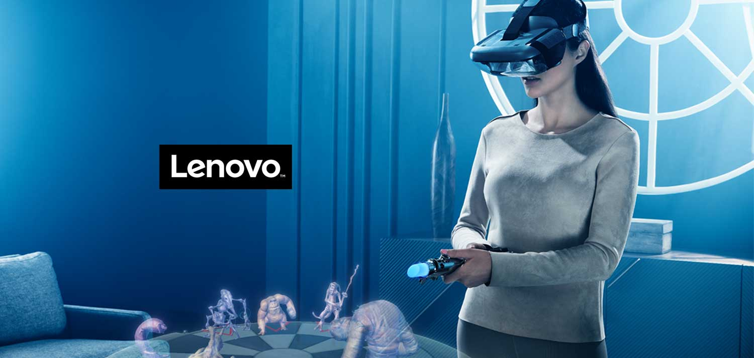 lenovo challenge We played lenovo's star wars: jedi challenges, and based on our experiences  it's augmented reality done right it's easy to set up and use,.