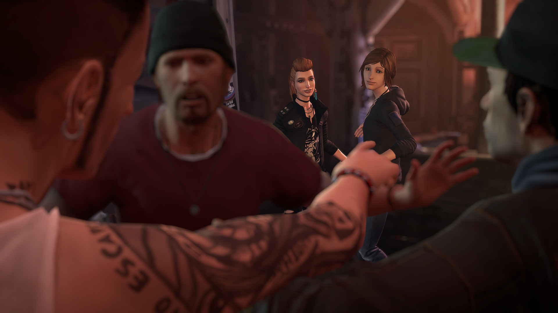 Life is Strange Before the Storm butterfly effect
