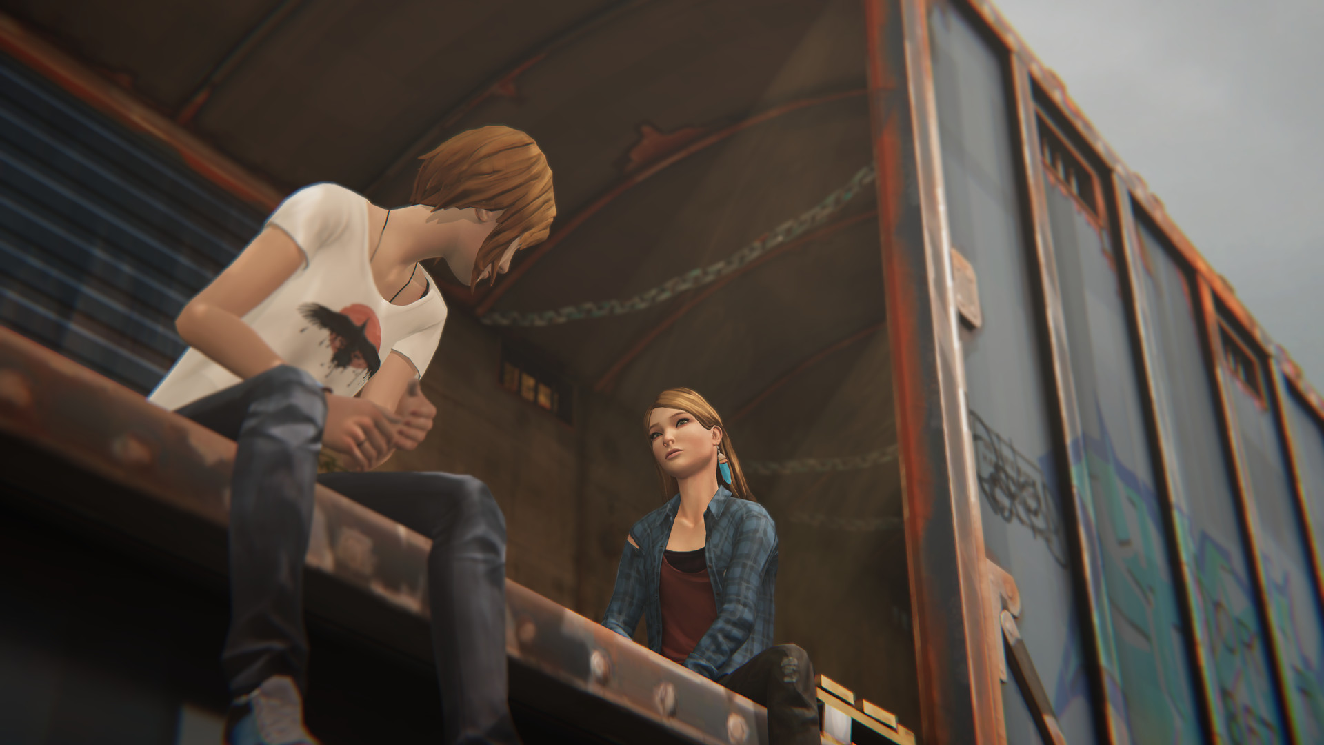 Life is Strange Before the Storm friendship