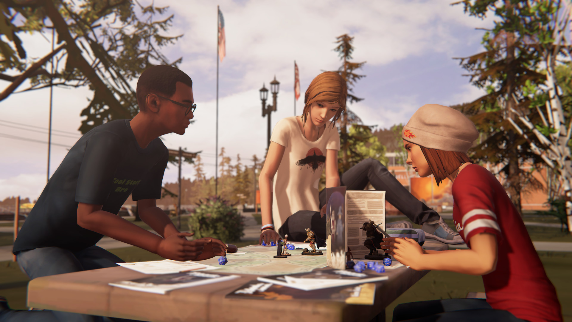 Life is Strange Before the Storm choices