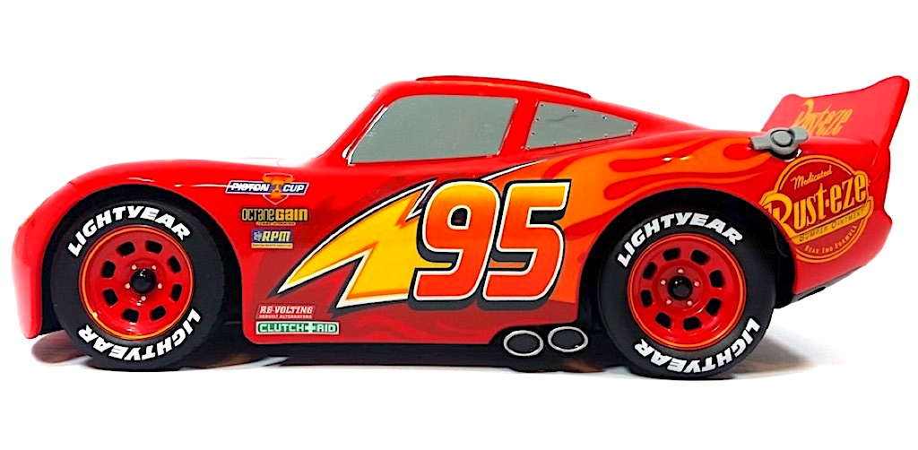 Sphero Quot Cars Quot Ultimate Lightning Mcqueen Best Buy Blog