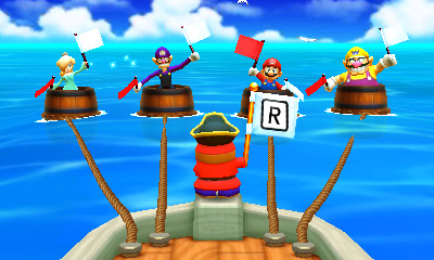 Mario Party The Top 100 minigame