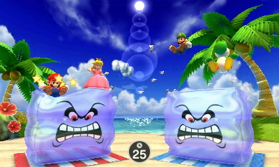 Mario Party The Top 100 minigames