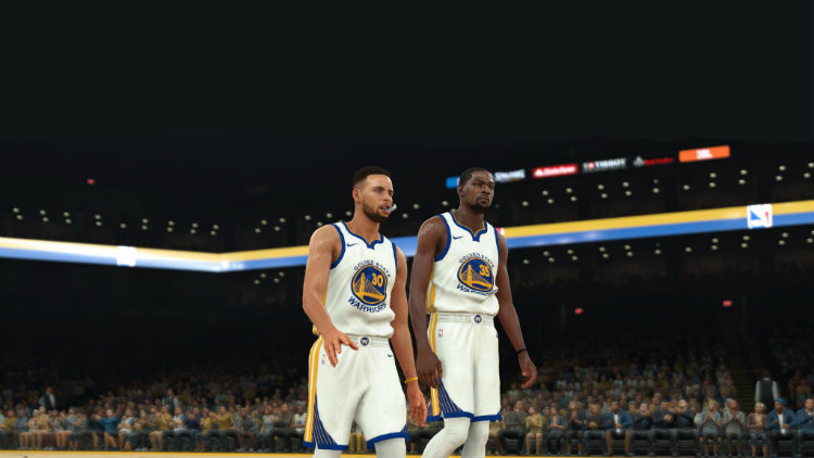 86feaafead7d The second biggest improvement in NBA 2K18 s gameplay over its predecessors  is the Defensive AI. The AI in NBA 2K18 is no slouch