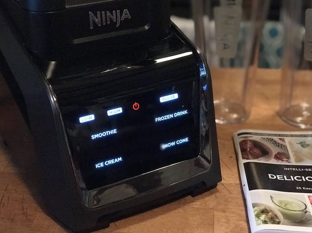 Ninja Blender Touchscreen