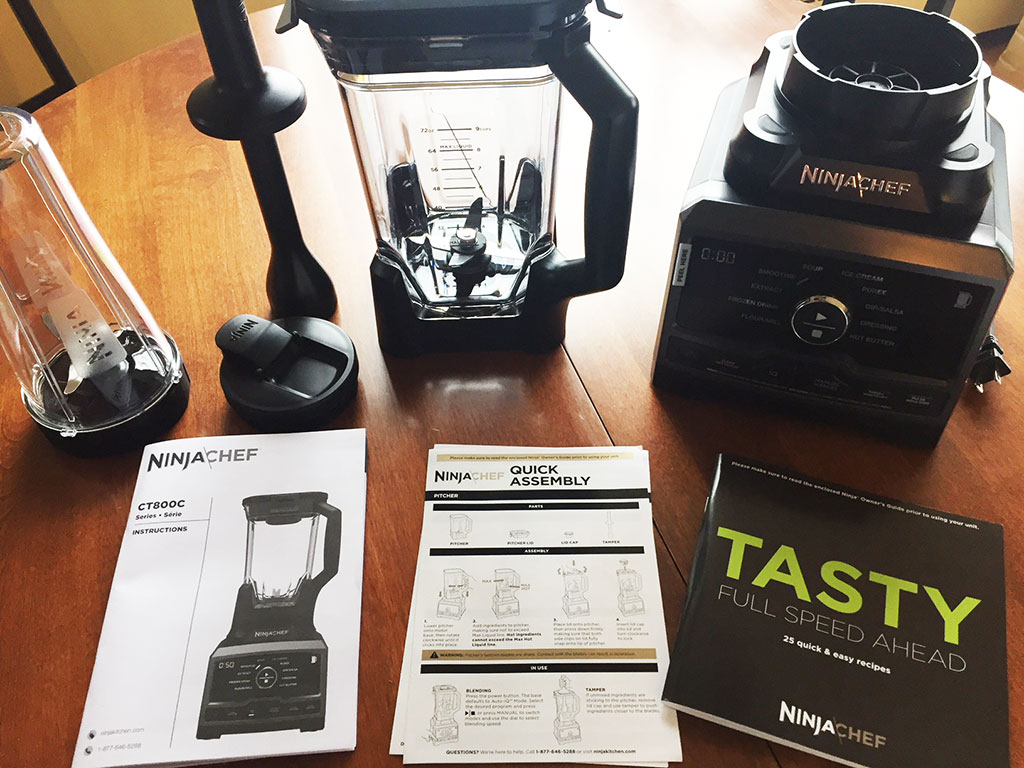 Ninja Chef Duo High Speed Blender Review Best Buy Blog