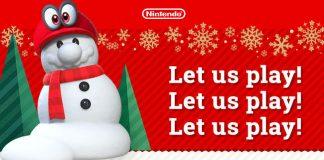 Nintendo Holiday Preview Canada