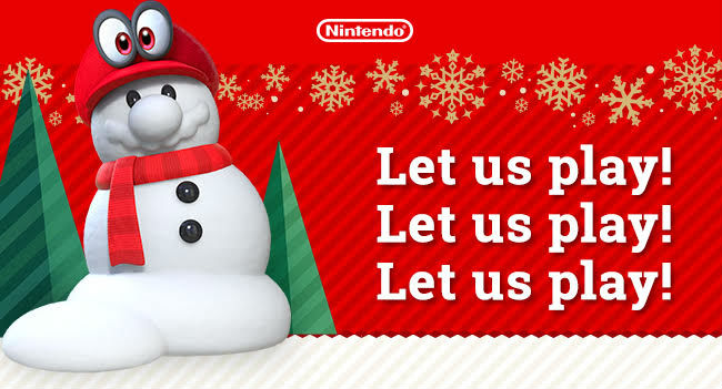 Nintendo Holiday Preview Canada